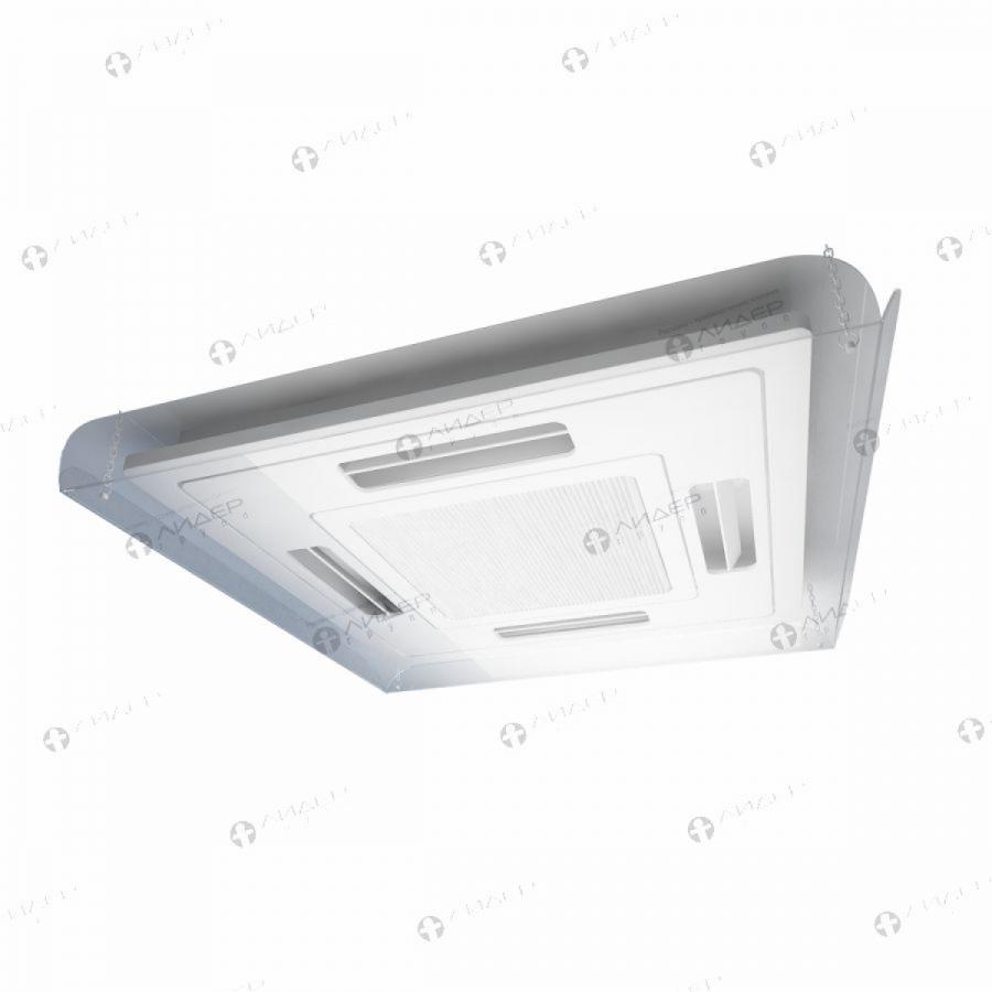 Экран-отражатель холодного воздуха №5. Потолочный