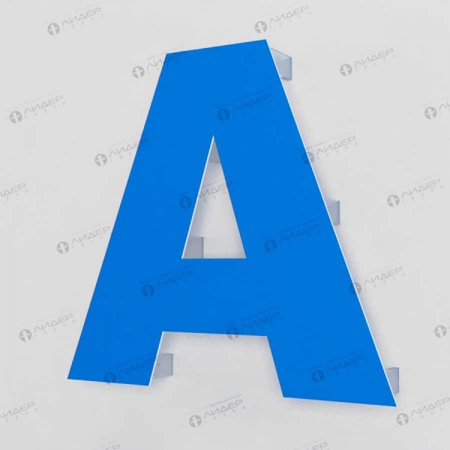 Буквы на акриловых дистанционных держателях