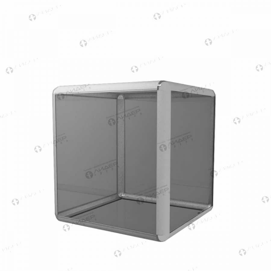 Короб для пожертвований (алюминиевый профиль)