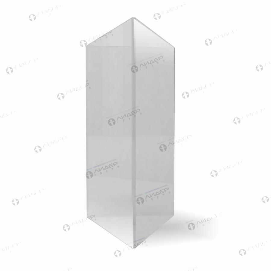 Меню-холдер трехсторонний