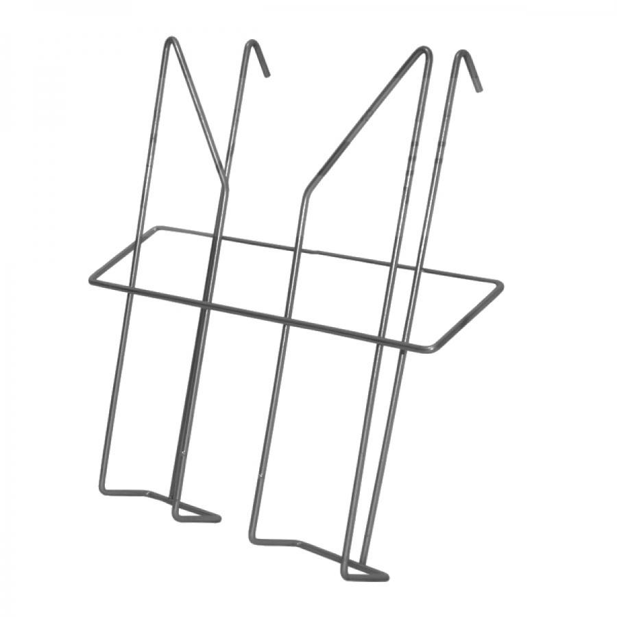 Карман металлический А4