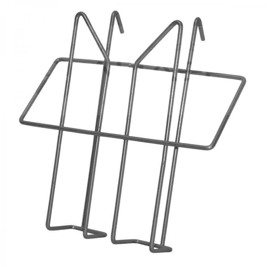 Карман металлический А5